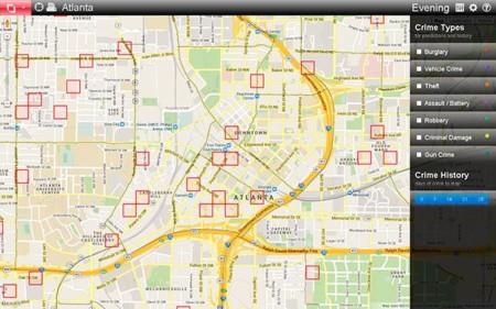 ¿Cómo funciona Predpol, el software que dice predecir dónde van a suceder crímenes?
