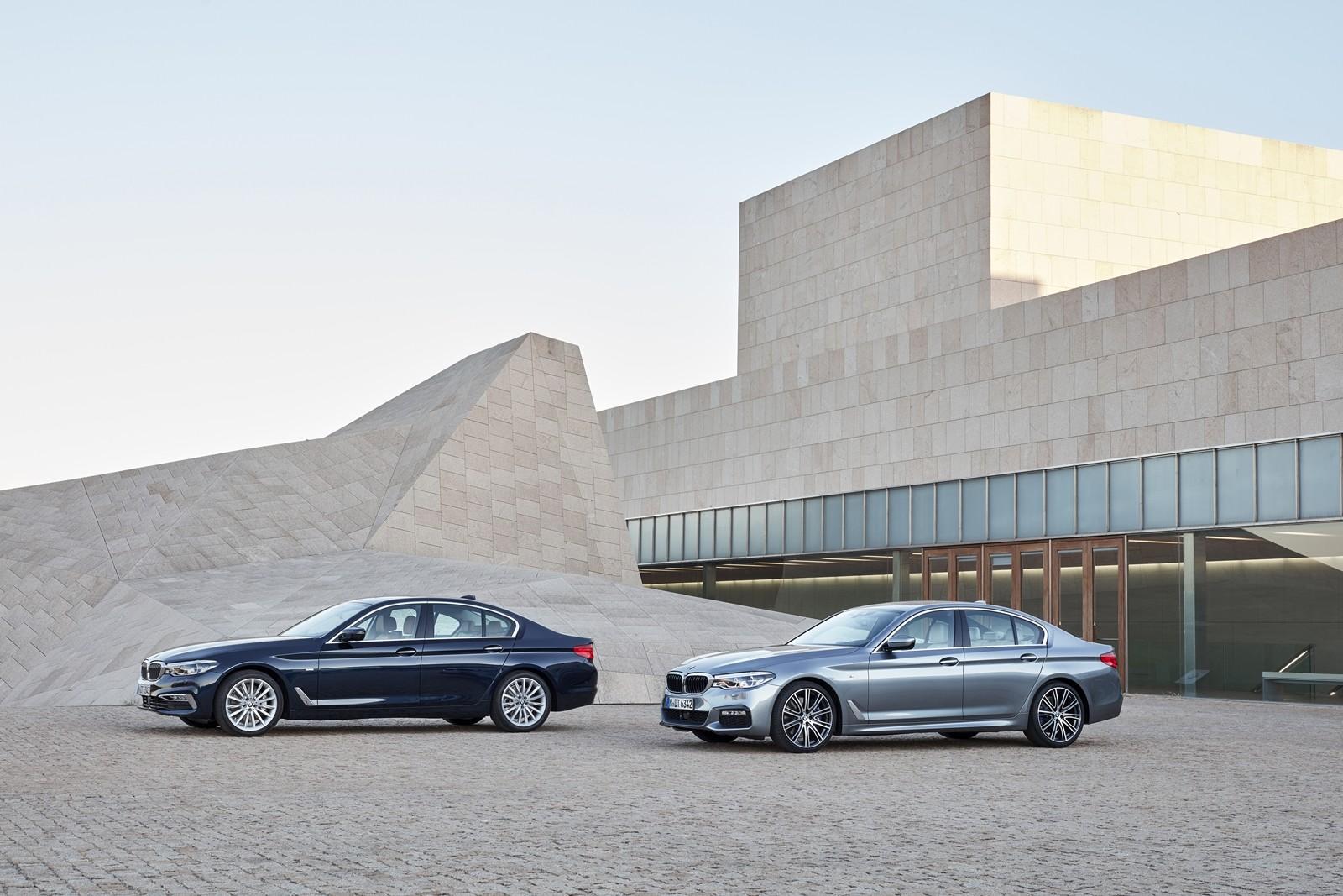 Foto de BMW Serie 5 2017 (30/134)