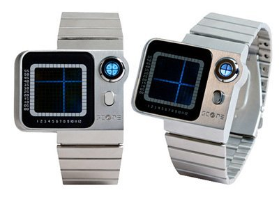 Scope Watch, la hora en forma de coordenadas