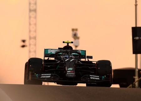 Bottas Abu Dabi F1 2020