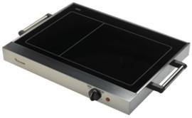 Vitro-grill DÚO, vitrocerámica y grill en uno y portátil