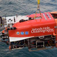 Por primera vez se logran tomar muestras del fondo marino usando un vehículo sin piloto