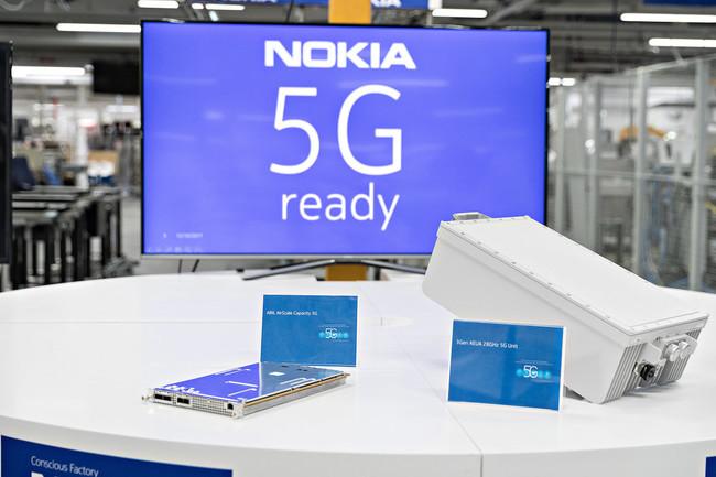 El primer gran contrato de 5G en el mundo es para Nokia por 3.500 millones de dólares en Estados Unidos