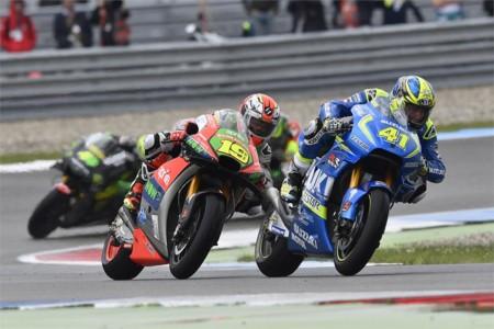 El rebufo de Suzuki señala la hoja de ruta para Aprilia y KTM en MotoGP