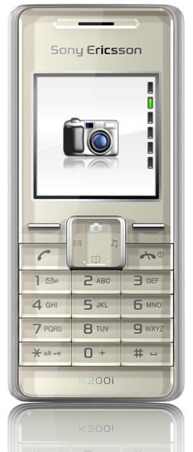 Sony Ericsson K200 y K220