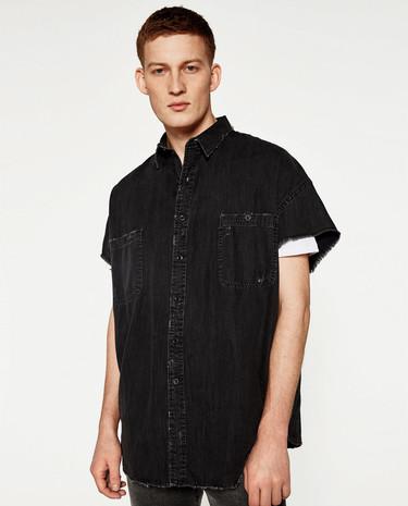 Primera tendencia del año: hazte ya con una camisa vaquera