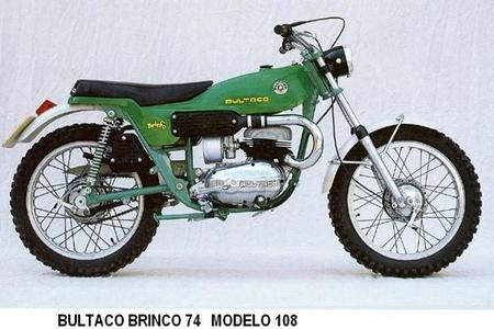 Bultaco Brinco 1974