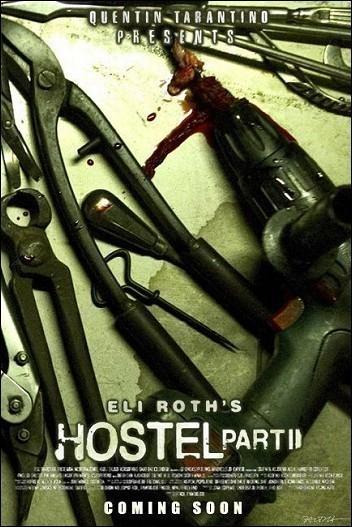 Nuevo teaser poster de 'Hostel. Part II'