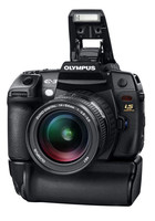 E-3, la nueva reflex profesional de Olympus