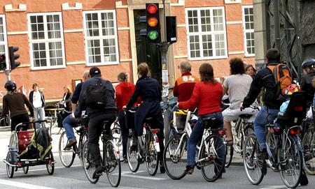 Copenhague conectará con las ciudades colindantes mediante una autopista para bicicletas