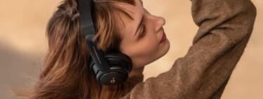 Los auriculares Anker Q30 más baratos con cupón: sonido Hi-Fi y cancelación de ruido por poco más de 50 euros en Amazon