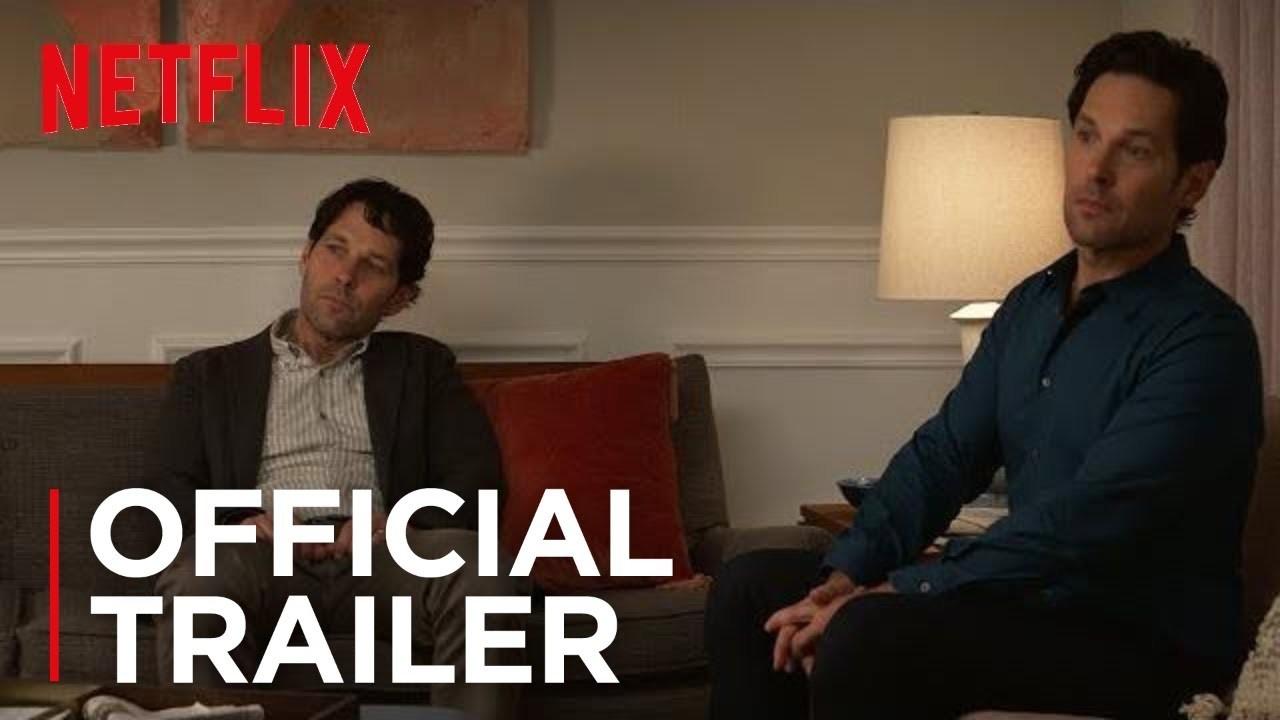 Tráiler de 'Cómo vivir contigo mismo': Netflix duplica a Paul Rudd en una nueva serie de comedia y ciencia...