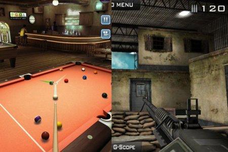 Pool Bar HD y GunRange