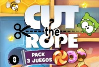 'Cut the Rope: Pack 3 Juegos' de camino a Nintendo 3DS