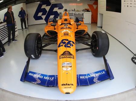 Alonso Mclaren Indy500