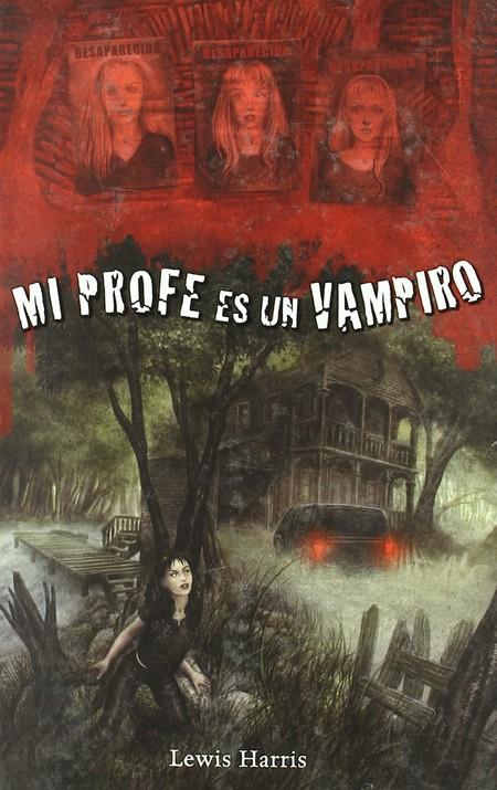 mi profe es un vampiro