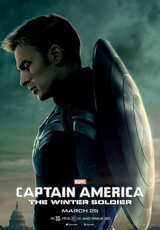 Foto de Carteles de 'Capitán América 2' (9/23)