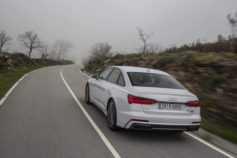 Foto de Audi A6 2018, toma de contacto (98/118)