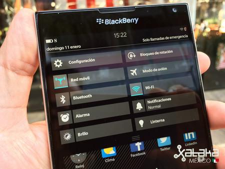 Blackberry Passport Mexico 13