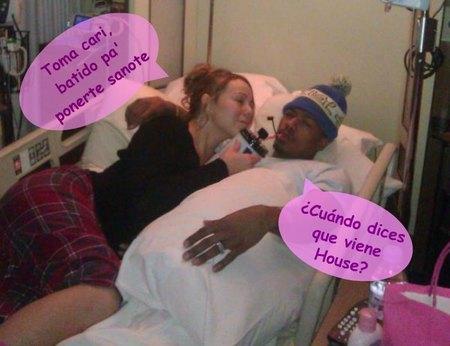 Lo de Nick Cannon es Lupus ¿dónde está House?