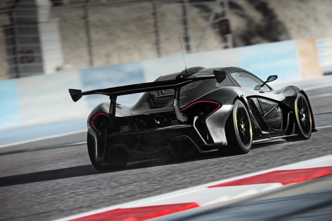 Foto de McLaren P1 GTR (2/10)