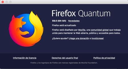 Firefox 59 Quantum Promete Mayor Velocidad En La Carga De Paginas Web