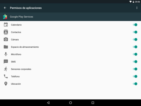 Novedades Android 6 0 Marshmallow Permisos