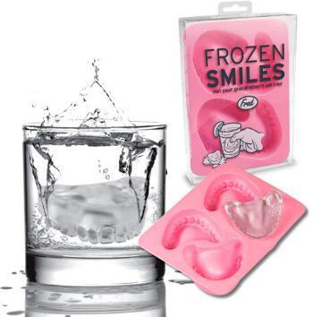 Dentadura de hielo