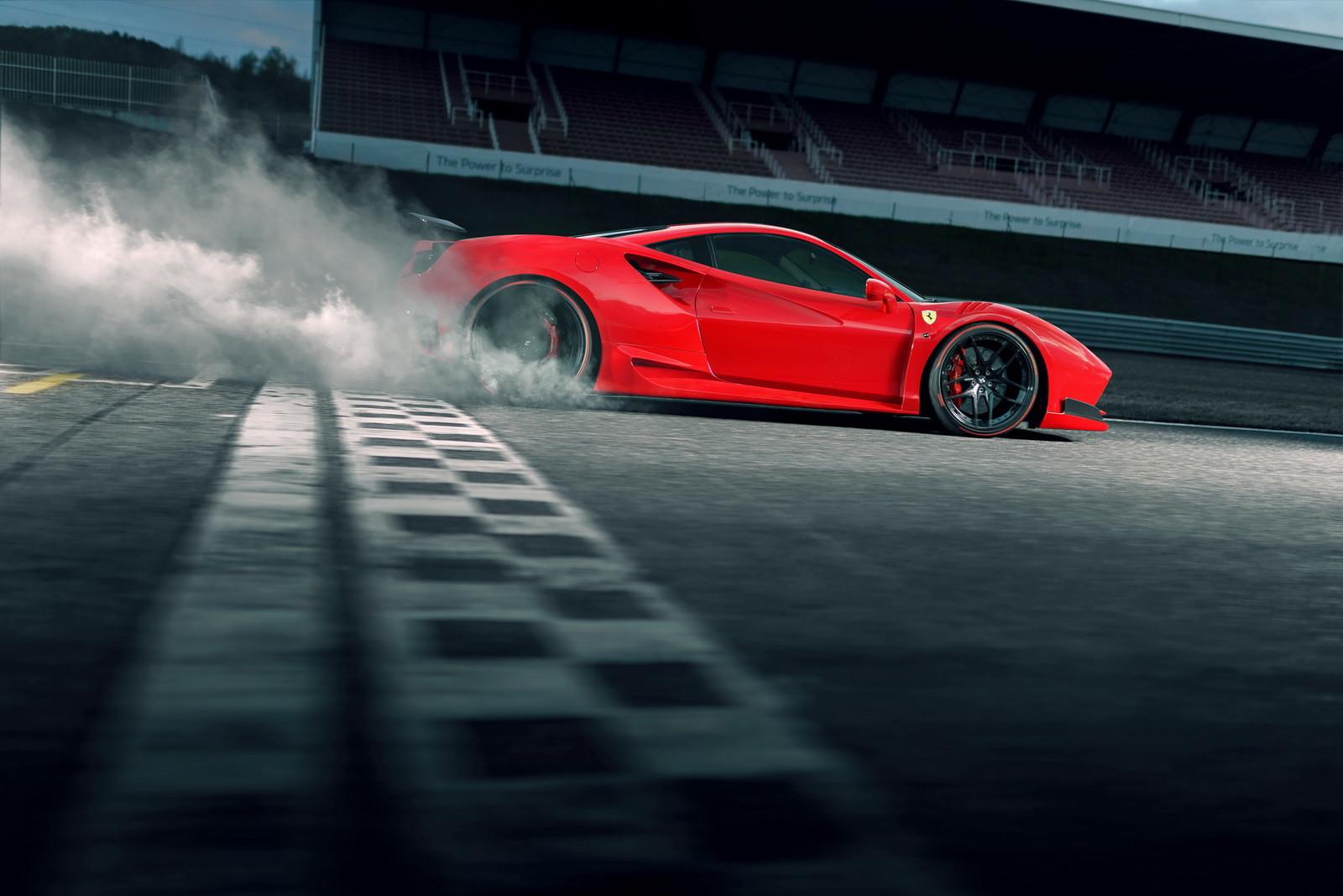 Foto de Novitec Ferrari 488 N-Largo (8/20)