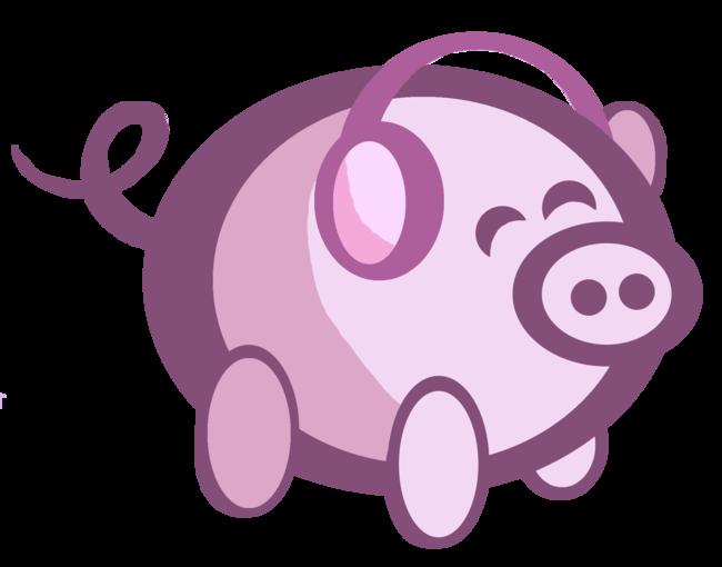 Oink Logo