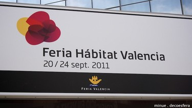 Feria Hábitat Valencia 2011: podía haber sido peor