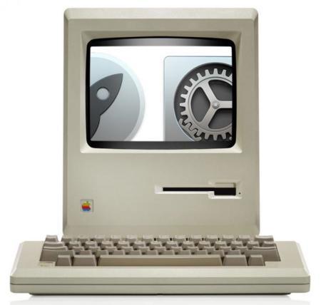 Macintosh OS X retina