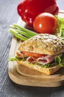Operación bikini: cinco sándwiches saludables para comer fuera de casa