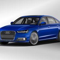 Audi A6L e-tron, la berlina de 2 toneladas que promete 880 kilómetros de autonomía
