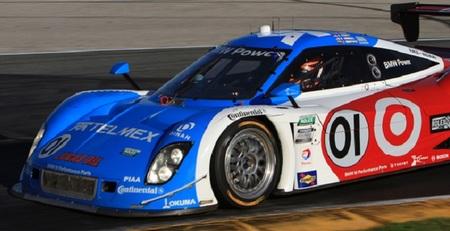 Nuevo triunfo de Ganassi en las 24 horas de Daytona 2013