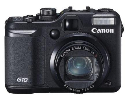 Canon PowerShot G10, compacta con muchas posibilidades
