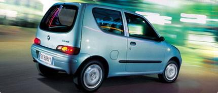 El coche más barato: Fiat 600 Active, por menos de 7.000 euros