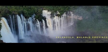 Cataratas Kalandula Angola