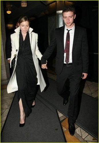 Justin Timberlake y Jessica Biel: huele a crisis