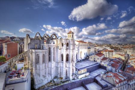 Convento do Carmo Lisboa