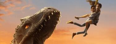 'Jurassic World: Campamento Cretácico', Netflix amplía el universo popularizado por Steven Spielberg con una discreta serie animada