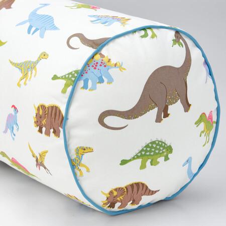 Novedades Ikea Cojin Cilindrico Dinosaurios