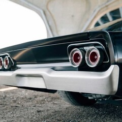 Foto 12 de 26 de la galería speedkore-hellacious-dodge-charger-1968 en Motorpasión México