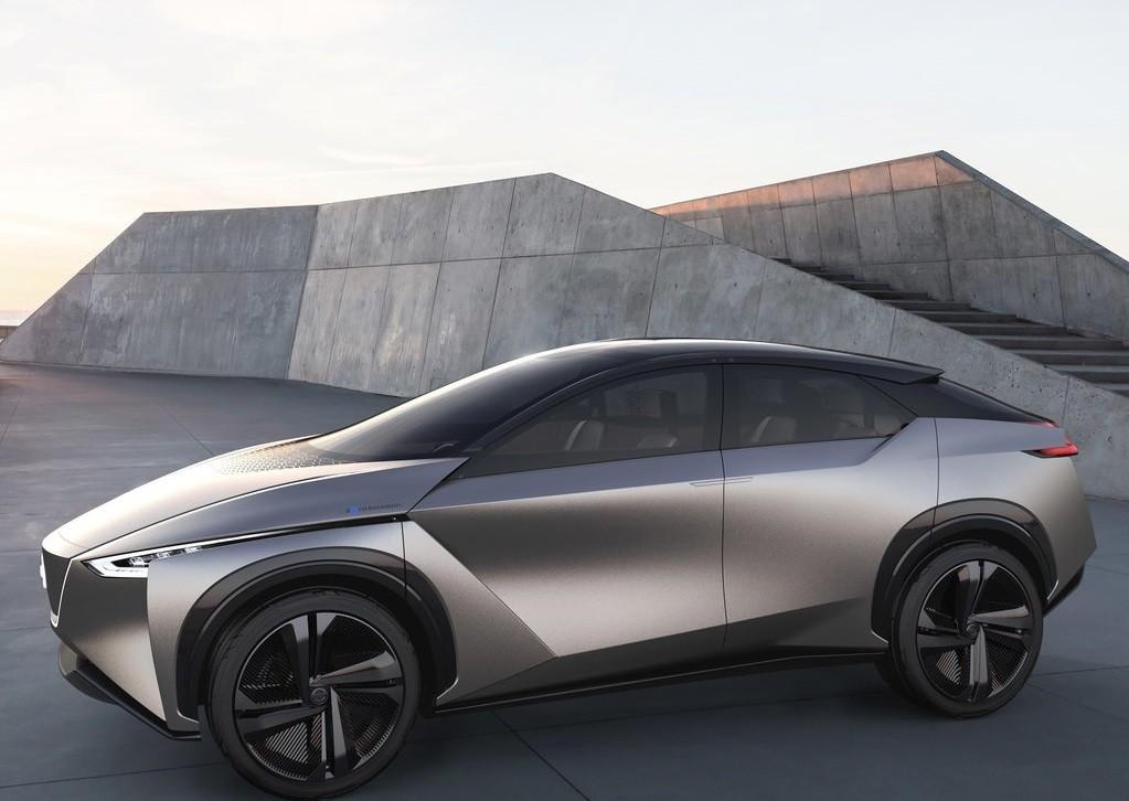 Foto de Nissan IMx Kuro concept (8/10)
