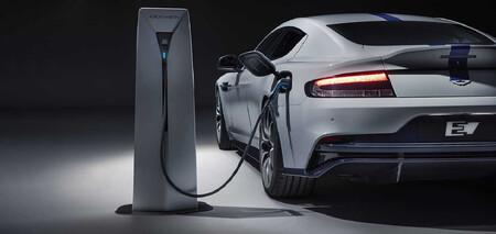 Aston Martin eléctrico