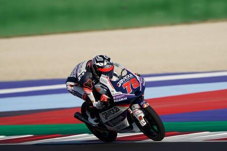 Arenas Misano Moto3 2020