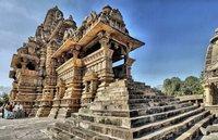 India: Cómo llegar a Khajuraho