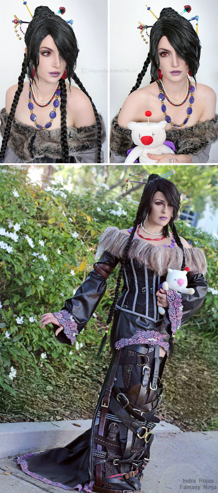 Anime Cosplay Fantasy Alyson Tabbitha 66