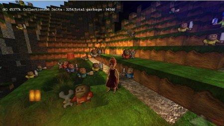 'FortressCraft': crear mundos gusta