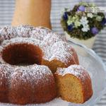 Receta de pastel de calabaza
